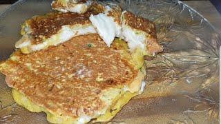 लंच बॉक्स हो या ब्रेकफास्ट 2 मिनट में बनाएं झटपट से यह टेस्टी नाश्ता रेसिपी #lunchbox recipe idea