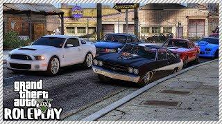 GTA 5 Roleplay - American Muscle Car Only Street Race 'Unbelievable Ending' | RedlineRP #380