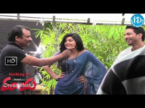 Making Of Maaya Movie - Harshvardhan Rane, Avanthika, Sushma