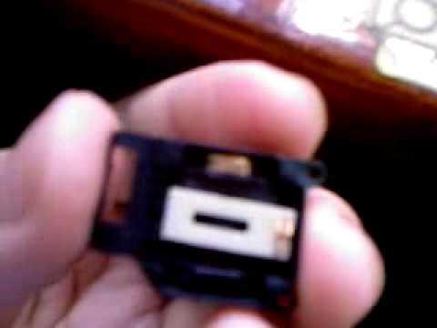 Fixing broken psp slim analog stick