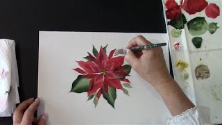 Simple Poinsettia