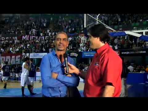 FIBA Americas TV desde la Cancha - Edición Final4 LSB2013 #2 (Giovannoni, Osimani, Oveja, Safar)