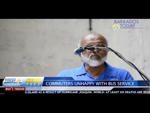 BARBADOS TODAY AFTERNOON UPDATE - October 5, 2015