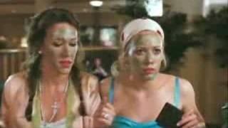 Watch Hilary Duff Material Girls video