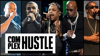 These Are The 5 Wealthiest Rappers In Hip Hop