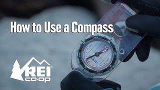 How to Use a Compass    REI
