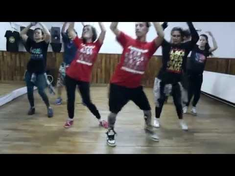 Mavado -Hope And Pray | choreography by Gaby Ocneanu |