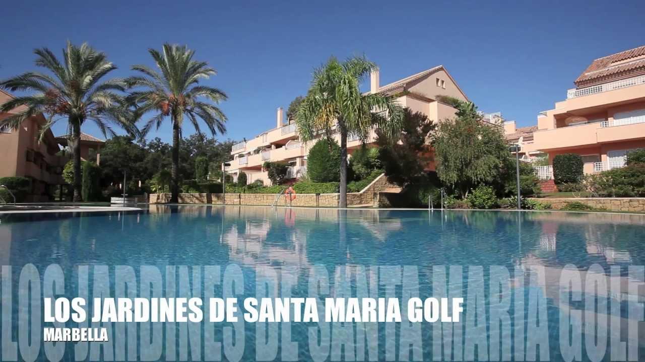 Los jardines de santa maria golf elviria marbella for Jardines de santa maria elviria