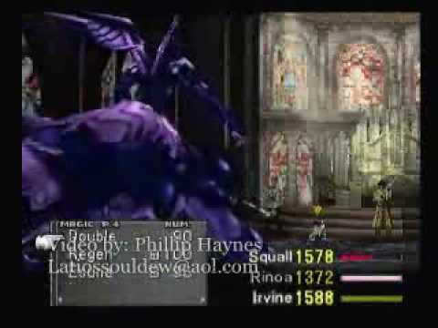 ff8 guide weapon