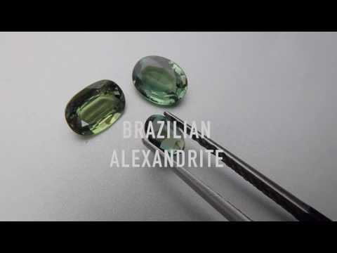 The difference between Indian, African and Brazilian Alexandrites thumbnail