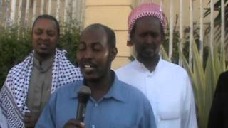 Nin Burcad South Afrikan Ah Oo Dilay Gabar Somali Xaamilo Ahyed Oo Xabsi Daa,in Lagu Xukamay