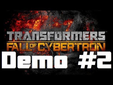 ★ Transformers Fall of Cybertron - Part 2 - Multiplayer Demo