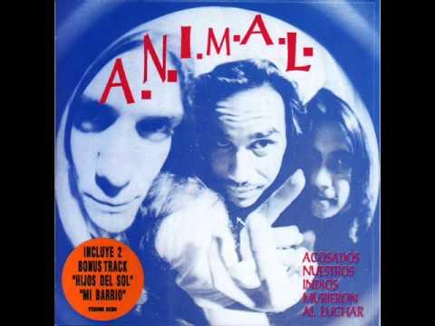 Animal - Dueña De La Sombra