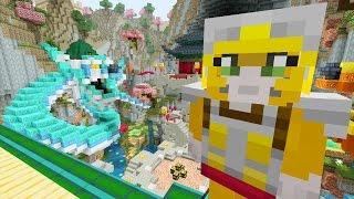 Minecraft Xbox - Valley Map - Battle Mini-Game