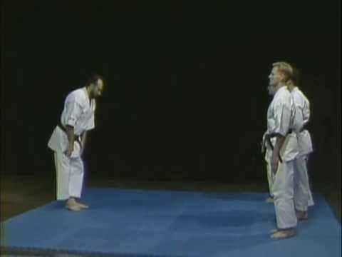 Okinawa Shorin-ryu Karate: Multiple Attackers