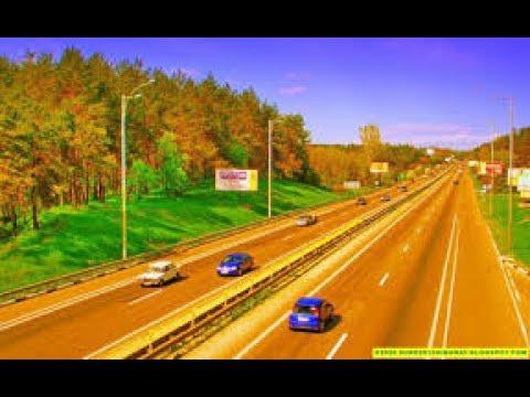 Состояние дороги-трассы Одесса-Киев 2017. ВАЗ 2115,2114,2113,2199,2109,2108