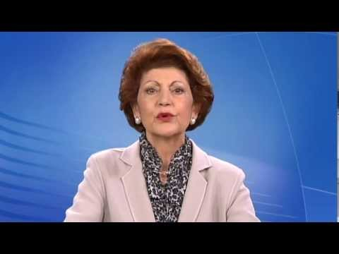 ERACON 2013 - Video Message from Dr Androulla Vassiliou