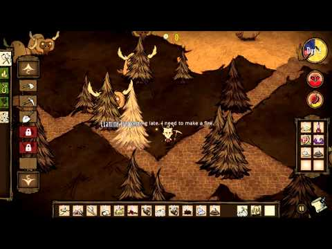 NiCad Plays Don't Starve - E01 - Pay Attention