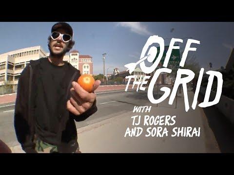 TJ Rogers & Sora Shirai - Off The Grid