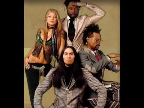 Black Eyed Peas ))) Boom Boom Pow [Clean]
