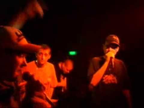 Retayner & Bigs verses - Militant Australia 2007 @ Revolver