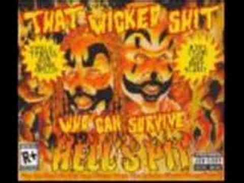 Insane Clown Posse - Walk Into The Darkness