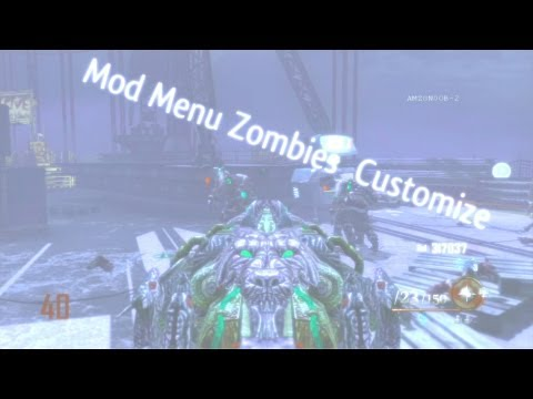 [HACK] :PS3 Black Ops 2 Mod Menu Zombies,Customize Tool ,Test in Zombie