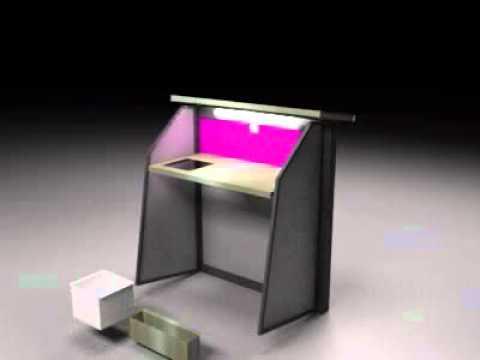 Sistema de barras de bar plegables youtube for Modelos de barras para bar