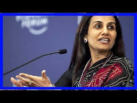 Breaking News | Sebi sends notice to Chanda Kochhar; asks to come clean on Videocon loan case