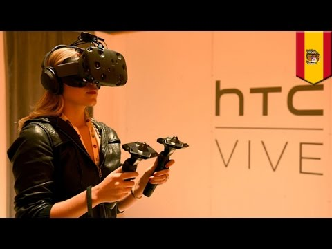 HTC Vive vs Facebook Oculus Rift: HTC reveals $799 Vive at Mobile World Congress