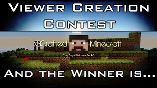 Viewer Creation Contest - And the Winner is....