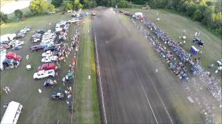 Missouri State Tractor Pullers Association and Hex FX Aerials