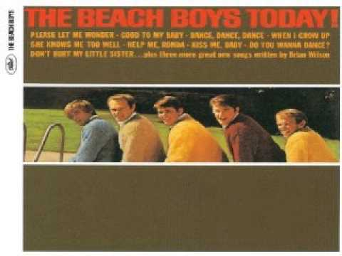 Beach Boys - Dont Hurt My Little Sister
