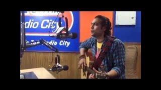 Jubin Nautiyal | Zindagi Kuch Toh Bata | Live In Acoustics @RadioCIty 91.1 FM. | Bajrangi Bhaijaan .