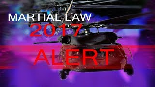 Martial Law in America 2017 - Military Prepares for SOCIETAL COLLAPSE!