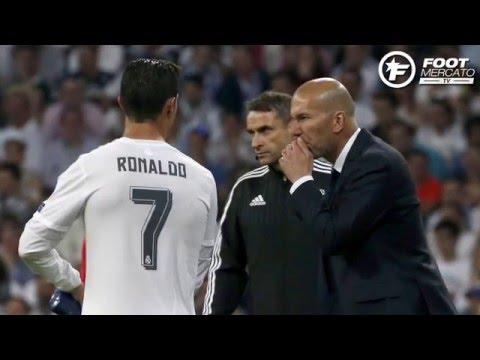 Didier Deschamps juge l'entraîneur Zinedine Zidane