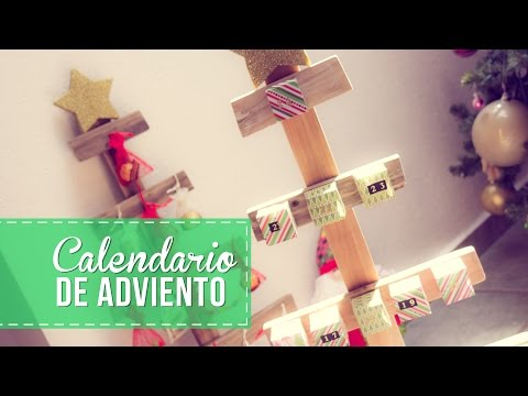 Calendario de Adviento -Juno con Karen