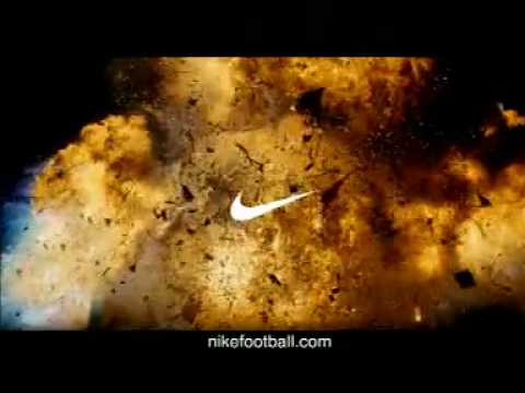 Banned Commercial: Nike Football Ninjas