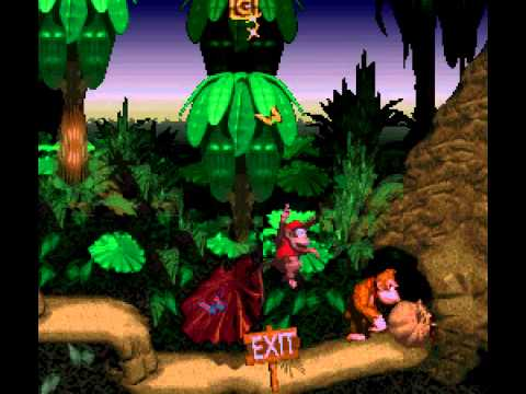 Donkey Kong Country - Donkey Kong Country Preview - User video