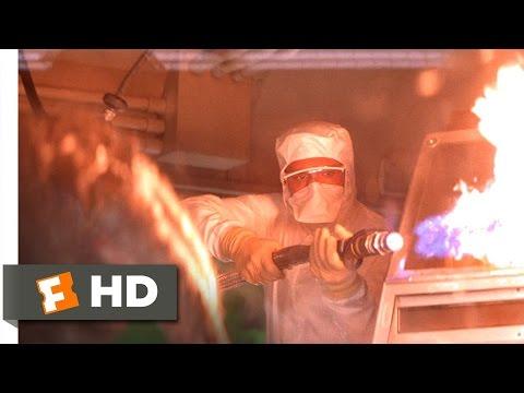 Species (5/11) Movie CLIP - Xavier's Protocol (1995) HD