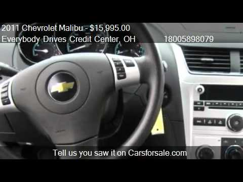 2011 Chevrolet Malibu LT - for sale in Upper Sandusky, OH 43
