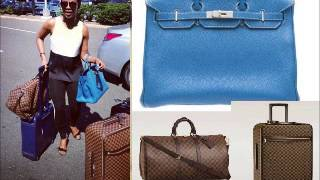 Did those Genevieve Nnaji's bags cost over $25,000?