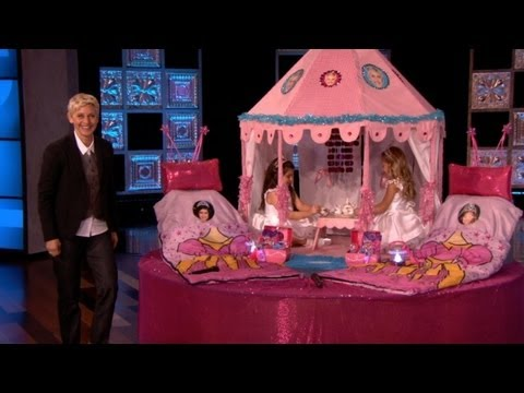 Exclusive Sophia Grace Rosie With Their Gift Youtube