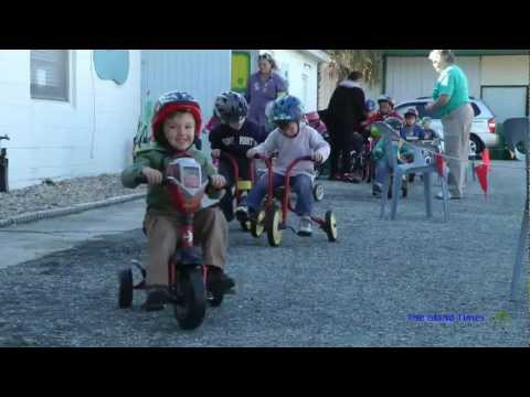 Annual Trike-a-Thon at Beaches Academy in Jacksonville Beach