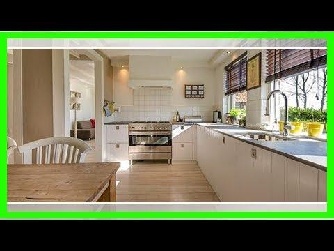 Küche streichen: Diese Wandfarben sind praktisch und schön