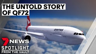 QF72 | Hero pilot Kevin Sullivan's quick thinking saves 315 people | Sunday Night