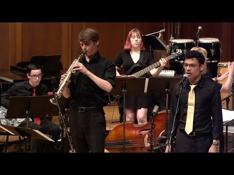 Lawrence University Jazz Ensemble - May 23, 2018