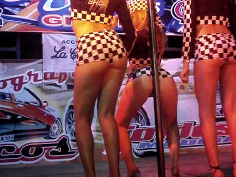 PROMOTORAS BAILE CAÑO EXPO TUNING POSADAS CLUB BROWN
