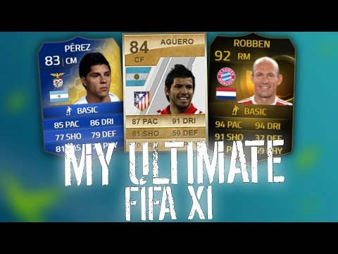 MY GREATEST FIFA ULTIMATE TEAM SQUAD EVER!   FIFA GENERATIONS SQUAD BUILDER!