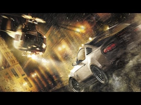 "Need for Speed The Run: Trailer 1 ""Death From Above"""